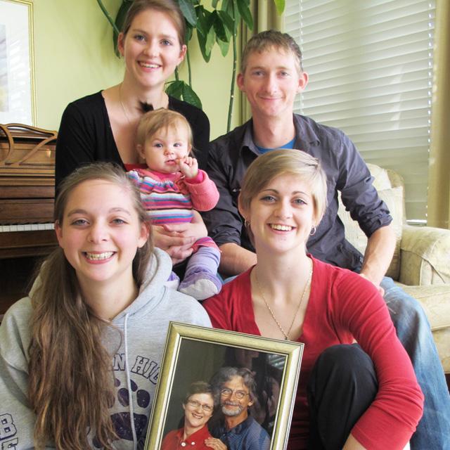 The Ridder family